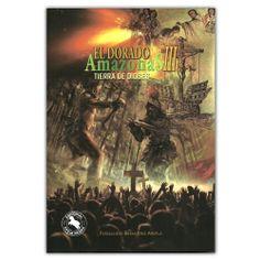 El Dorado en el Amazonas III Tierra de dioses - Fernando Bermúdez Ardila - Oveja Negra http://www.librosyeditores.com/tiendalemoine/3335-el-dorado-en-el-amazonas-iii-tierra-de-dioses-9789580612261.html Editores y distribuidores