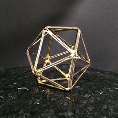 Icosaedro.