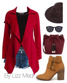 """""""Fashion"""" by lizz-med on Polyvore featuring moda, Vince, 3x1, Steve Madden, Loeffler Randall y Yves Saint Laurent"""