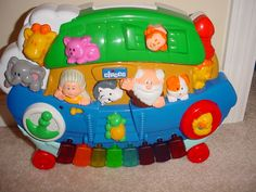 Chicco Noahs Ark Musical Toy photo Copy2ofCopyofDSC00664.jpg