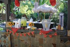 Country Chic Bridal/Wedding Shower Party Ideas | Photo 39 of 43