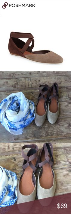 """Bernardo """"Sydney"""" Flat Bernardo  """"Sydney"""" Flat. Size 8.5. NWOT. only worn inside the home to try on and always ended up picking another flat. Retails now for $159.00. This is a steal! Bundle to save 20% Bernardo Shoes Flats & Loafers"""
