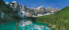 The Moraine Lake Lodge is nestled in a spectacular valley in the Canadian Rocky Mountains. Truely, one of the most beautiful places on earth. A great place to hike, relax, enjoy fine dining and amazing views.