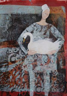 Judith Logan-Farias: From monotype to mixed media!