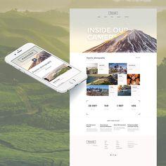 Vorlage 2019 Auktion Responsive HTML-Template Design R Plus dark blue