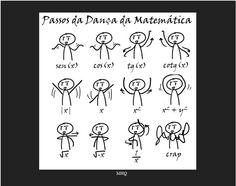 A Dança da Matemática.