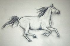Old Paintings, Pencil Drawings, Charcoal Drawings, Picture Wall, Horses, Wallpaper, Artwork, Anime, Basketball Party