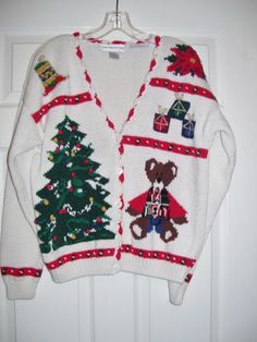 "Shell and Mel's 1st annual ""Ugly Sweater Christmas Party"" is very near!! Time to find that perfect attire and ridiculous gift everyone!! : ) It's on!!"