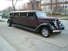1935 Plymouth  Limousine