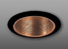 Nora lighting nl 465 surface adjustable spotlight recessed lighting elco elm30 6 recessed lighting trim metal baffle copper black recessed lights recessed aloadofball Image collections