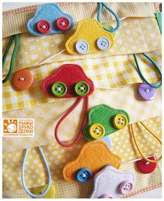 Rukodelki red / orange crafts: Book for the boy.