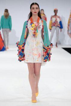 Naomi Lewis, Colourful Fun Knitwear