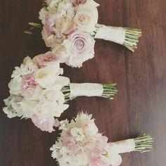 Bridesmaids bouquet {Nukitta & Poeter}