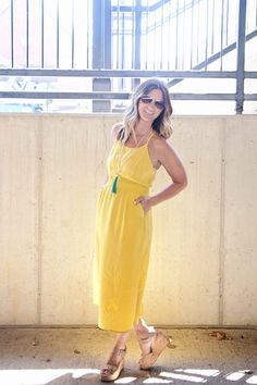 Cheery Yellow - Kim Ray Style