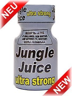 Jungle Juice belongs to the best and most effective poppers in our shop! poppers.com | Come to our pages for the finest incenses and sex toys there are!