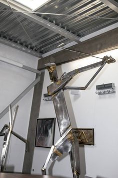 Sculpture by Antoni Walerych