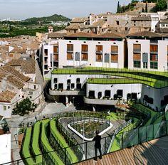 CómoCrearHistorias, Jardín de El Coso en Cehegín (Murcia)  - Arquitectura Viva · Revistas de Arquitectura