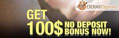 LeTechs Binary Options No Deposit Bonus _ $100 No Deposit Bonus Offer-DerayOptions