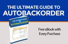 Automatically backorder expiring domain names with AutoBackorder!