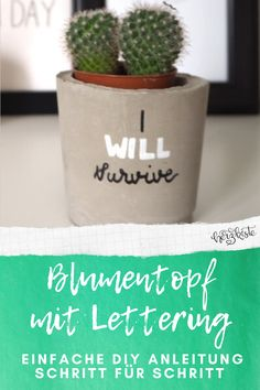 Letter Lovers: annakalligraphie zu Gast im Lettering Interview Diy Recycling, Upcycle, Diy Pins, Planter Pots, Tricks, Inspiration, Uganda, Creative Ideas, Origami