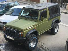 New Zuk in town! Suzuki Samurai 1.9 diesel