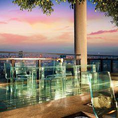 Banyan Tree Bangkok Hotel—Bangkok, Thailand. #Jetsetter