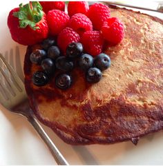 Protein Pancakes by Fitter London