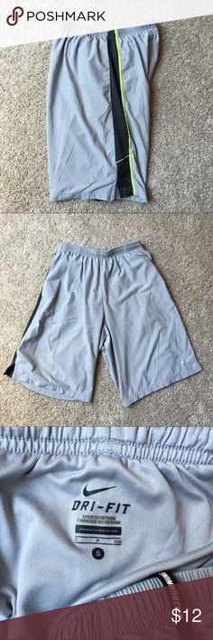 Nike Running Shorts Nike Running Shorts - shorts are in perfect condition. Great for running, training, and wearing every day. Let me know if you have any questions! Nike Shorts Athletic