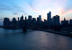 My 6 favorite New York experiences: Take a Night Tour around New York as the sun sets over the city