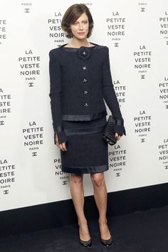 November 9th - Anna Mouglalis in Chanel