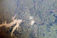 Represa Salto Grande - satellite image.JPG