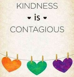 Kindness quote via Carol's Country Sunshine on Facebook