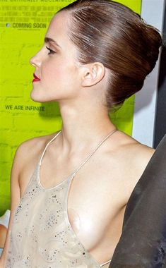 Image result for Emma Watson See Through