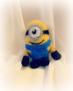 Great holiday gift #minion #despicableme #itssofluffly