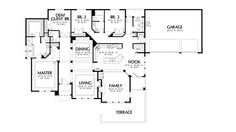 Linworth Prairie Style Home Plan 011D-0088 | House Plans and More