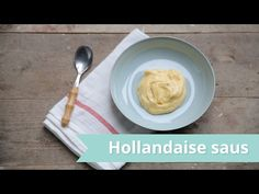 Hollandaise saus (VIDEO) - Brenda Kookt!