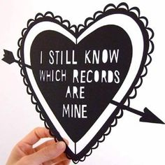 I still know which records are mine