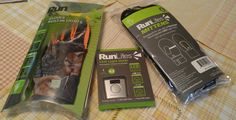 RunLites® a solution that replaces clunky & uncomfortable head lamps, light-up vests, clip-on lights, and handheld lights that limit the use of your hands.