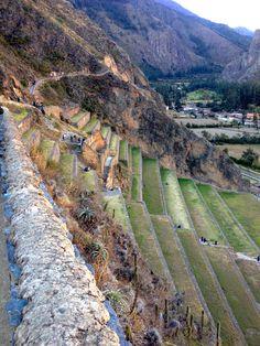 Ollantaytambo, Sacred Valley in Peru  Travel Mania