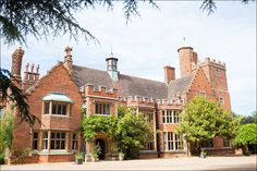 The wonderful Lanwades Hall, country house exclusive hire wedding venue in Suffolk. Phil Barnes Photography.