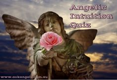 Take the Angelic Intuition Quiz on the AOK Angels Academy: have some fun! CLICK HERE: http://aokangelsacademy.com  Whilst your there read all about The Angel Feather Oracle Certification Course: Enrol today and join my inner circle. Angel Blessings Michelle