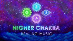 Higher Chakras Healing Music || HEART, THROAT, THIRD EYE, CROWN, || Attract Love | Stop Overthinking Chakra Meditation Music, Chakra Healing Music, Mindfulness Meditation, 7 Chakras, Sacral Chakra, Throat Chakra, Music Heart, Solar Plexus Chakra, Third Eye Chakra