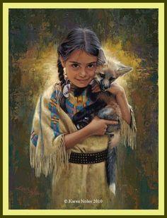 American Indian girl so beautiful,
