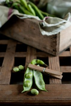 Fave or Broad Beans from @Ilva Ievina Beretta