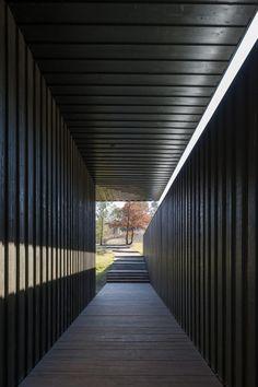 Tadao Ando, Xavier de Jauréguiberry · Four cubes to contemplate our environment