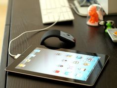 Love the iPad, hate the mouse! #microsoft