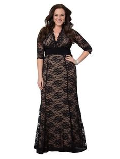 Mulheres Plus Size vestido Maxi 2015 primavera outono marca mulheres Long Little Black vestidos de renda 3xl 4xl 5xl 6xl em Vestidos de Roupas e Acessórios Femininos no AliExpress.com | Alibaba Group