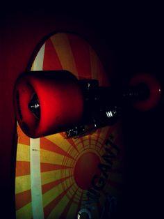 Môj longboard :)