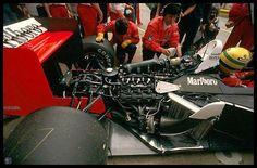 f1 Ayrton Senna McLaren - Honda 1988 1