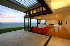 Korora House par le studio Daniel Marshall Architects